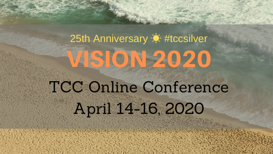 Banner for TCC Online Conference 2020