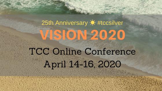 Banner for TCC Online Conference 2020